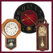 Battery Wall Clocks