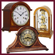 Mechanical Mantel Clocks